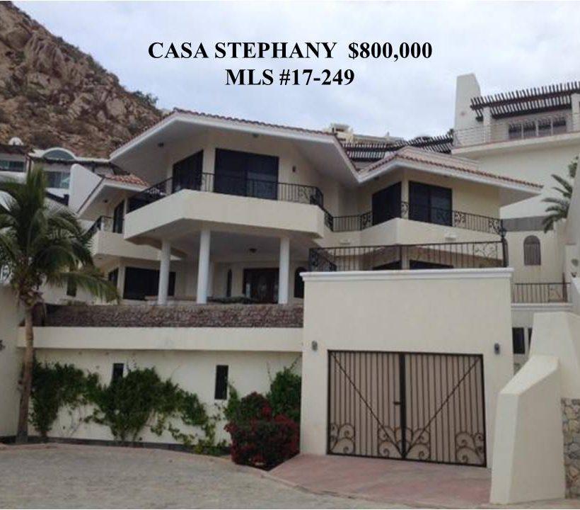 Pedregal; Casa Stephany 17-249